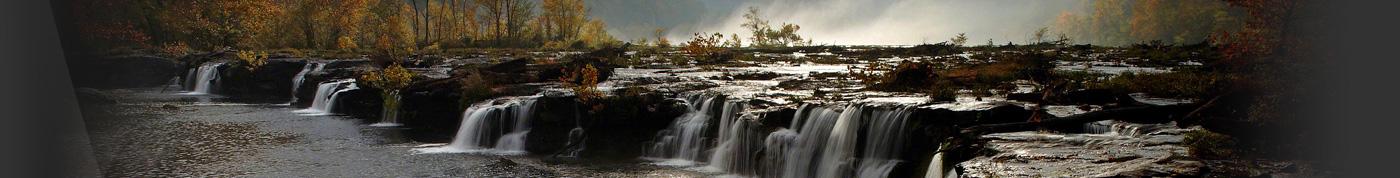 Int - Sandstone Falls - F